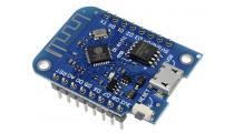 Mikrovaldiklio plokštė WeMos D1 mini V3, ESP8266